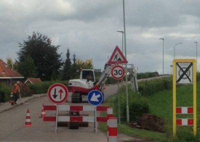 """Verbetering plantgaten """"Richter Werkendam"""""""